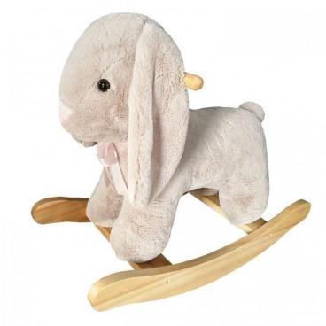 Gerardo's Toys Κουνιστό Little Rocker Bunny GT67103