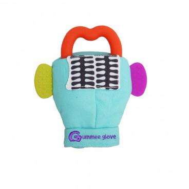 Gummee Glove Γάντι Οδοντοφυΐας 3m+ Turquoise 01060