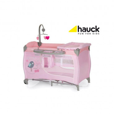 Hauck Παρκοκρέβατο Baby Center Birdie J-H.607596
