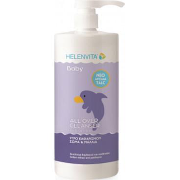 Helenvita Baby All Over Υγρό Καθαρισμού 1000ml 5213000522327