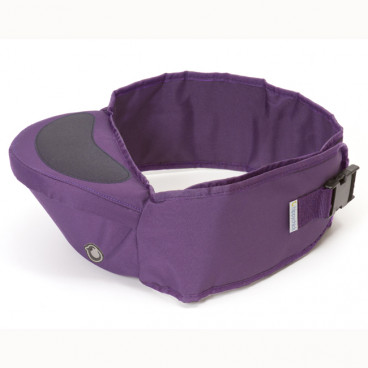HippyChick Κάθισμα Μέσης Hipseat Purple HCHIP0008