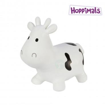Hoppimals Φουσκωτό Ζωάκι Αγελάδα TFF-NN131