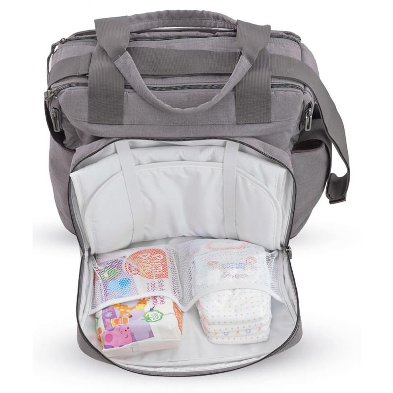 59ede6055a Inglesina Τσάντα Αλλαξιέρα Dual Bag Marron Glace AX91K0MGL