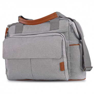 Inglesina Τσάντα Αλλαξιέρα Dual Bag Derby Grey AX91K0DBG