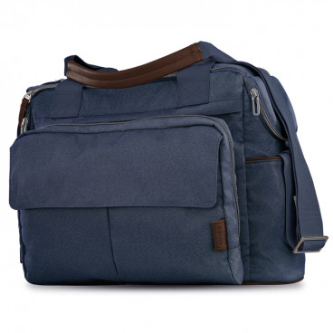 Inglesina Τσάντα Αλλαξιέρα Dual Bag Oxford Blue AX91K0OXB