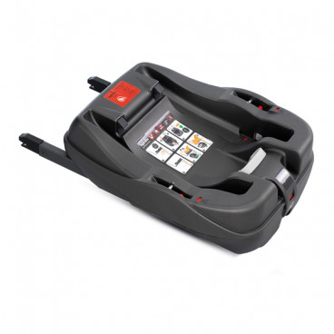 Inglesina Βάση Καθίσματος Huggy Isofix Black AV02D6100