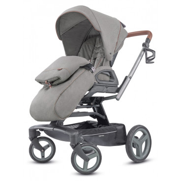 Inglesina Καρότσι Quad Derby Grey AG60K0DBG