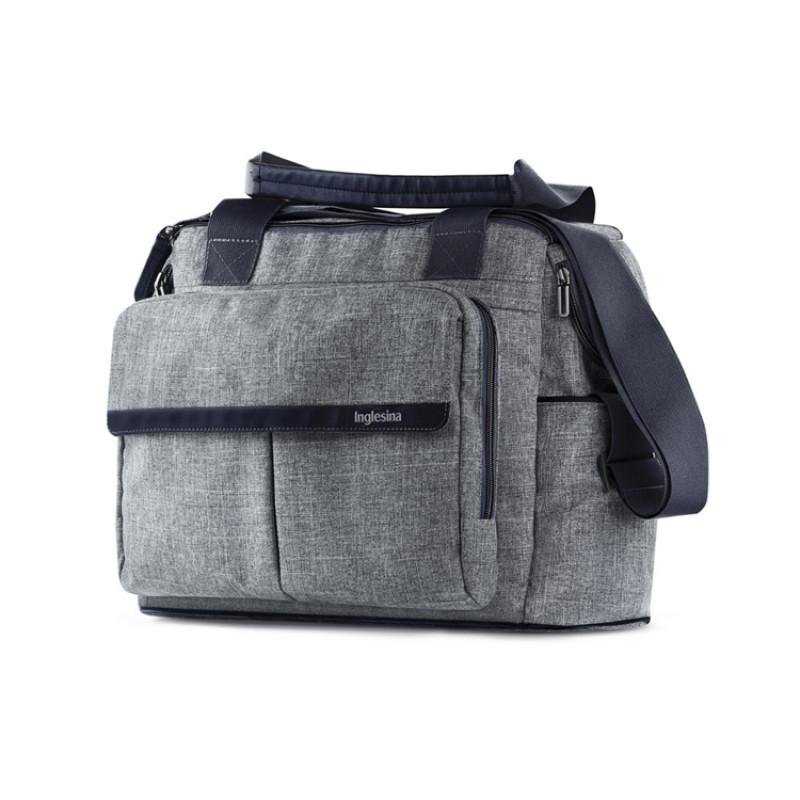 a5fc33c14c Inglesina Τσάντα Αλλαξιέρα Dual Bag Niagara Blue AX91K0NGB
