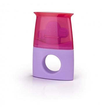 Kidsme Μασητικό Με Δοχείο Γρανίτας Icy Teether Lavender 9669LA