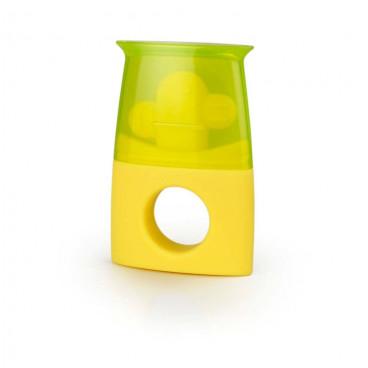 Kidsme Μασητικό Με Δοχείο Γρανίτας Icy Teether Lime 9669LI