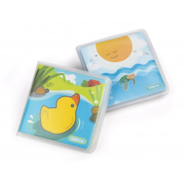 Kidsme Βιβλίο Μπάνιου Ωκεανός Squeaky Bath Book Ocean 9653ON