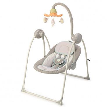 Kikkaboo Ρηλάξ Κούνια Lulla Baby 31005010001