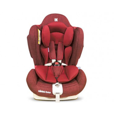 Kikkaboo Κάθισμα Αυτοκινήτου O Right Sps , 0-25 kg Red 31002060009