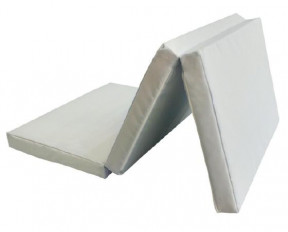 Kikkaboo Αναδιπλούμενο Στρώμα Παρκοκρέβατου Polyester Light Gray 60/120/5cm 31107020005
