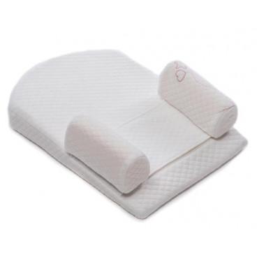 Kikkaboo Memory Foam Σφηνάκι Προστατευτικό Μαξιλάρι Ύπνου My Little Bear 31106010002