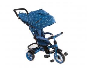 Kikkaboo Ποδηλατάκι Τρίκυκλο Alonsy 3 Σε 1 Blue Bikes 31006020027