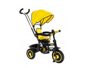 Kikkaboo Ποδηλατάκι Τρίκυκλο 3 Σε 1 Arrow Yellow 31006020007