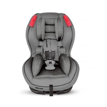 Kikkaboo Κάθισμα Αυτοκινήτου Regent, 9-25 kg Grey 41002050002