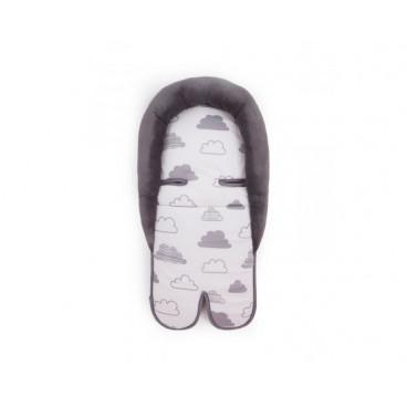 Kikkaboo Κάλλυμα Καθίσματος Αυτοκινήτου Memory Foam Fluffy Clouds 31106010014
