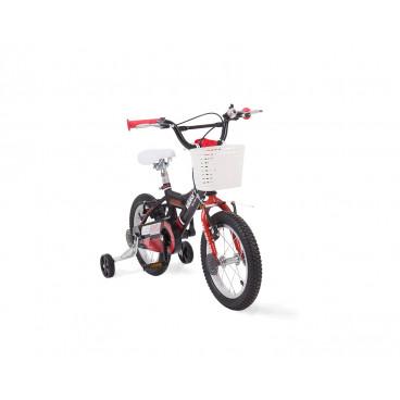 Kikkaboo Παιδικό Ποδήλατο 14 Inches Colorado Red Black 31006040019