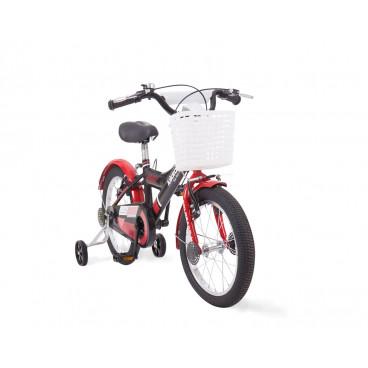 Kikkaboo Παιδικό Ποδήλατο 16 Inches Colorado Red Black 31006040024