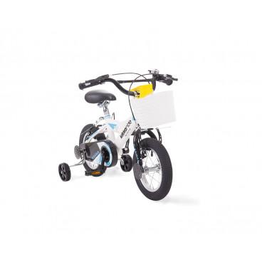 Kikkaboo Παιδικό Ποδήλατο 12 Inches Gamma White Blue 31006040015