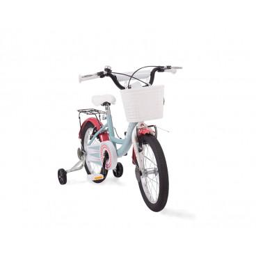 Kikkaboo Παιδικό Ποδήλατο 16 Inches Libera Sea Blue Pink 31006040020