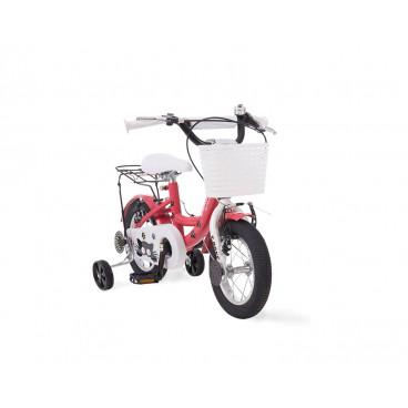 Kikkaboo Παιδικό Ποδήλατο 12 Inches T-Bone Pink 31006040013