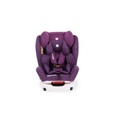 Kikkaboo Κάθισμα Αυτοκινήτου 4 Fix , 0-36 kg Purple 31002070014