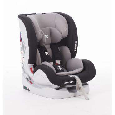Kikkaboo Κάθισμα Αυτοκινήτου 4 in 1 , 0-36 kg Black 31002070008