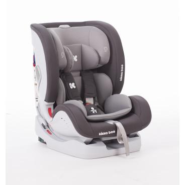 Kikkaboo Κάθισμα Αυτοκινήτου 4 in 1 , 0-36 kg Grey 31002070007