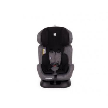 Kikkaboo Κάθισμα Αυτοκινήτου 4 Safe, 0-36kg Black 31002070023