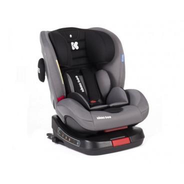 Kikkaboo Κάθισμα Αυτοκινήτου 4 Strong , 0-36 kg Silver 31002070002