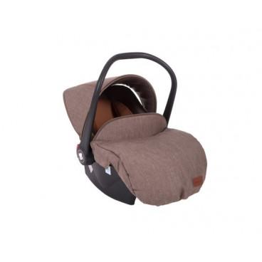 Kikkaboo Κάθισμα Αυτοκινήτου Divaina, 0-13kg Dark Beige Melange 31002020049