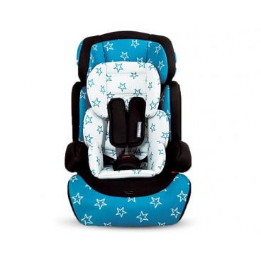 Kikkaboo Κάθισμα Αυτοκινήτου Groove, 9-36kg Blue Stars 31002080008