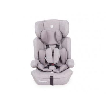 Kikkaboo Κάθισμα Αυτοκινήτου Zimpla,9-36Kg Light Grey  31002080051