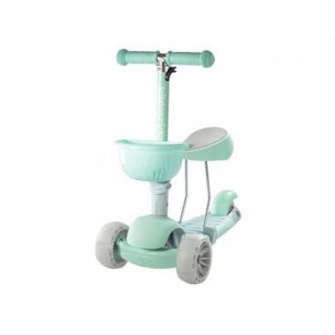 Kikkaboo Scooter 3 Σε 1 BonBon Green 31006010044