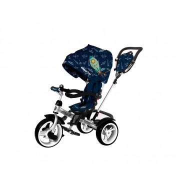 Kikkaboo Ποδηλατάκι Τρίκυκλο Alonsy 3 Σε 1 Rocket 31006020054