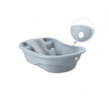 Kikkaboo Βρεφική Μπανιέρα 94cm Hippo Blue 31402010009