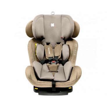 Kikkaboo Κάθισμα Αυτοκινήτου 4 Safe Isofix 2020 Beige, 0-36kg 31002070051
