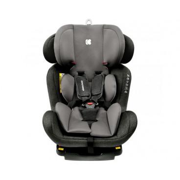 Kikkaboo Κάθισμα Αυτοκινήτου 4 Safe Isofix 2020 Black, 0-36kg 31002070050