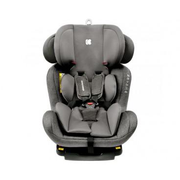 Kikkaboo Κάθισμα Αυτοκινήτου 4 Safe Isofix 2020 Dark Grey, 0-36kg 31002070049