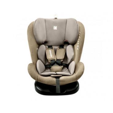 Kikkaboo Κάθισμα Αυτοκινήτου Cruz 360° Isofix 0-36Kg Beige 2020 31002070043