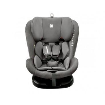 Kikkaboo Κάθισμα Αυτοκινήτου Cruz 360° Isofix 0-36Kg Dark Grey 2020 31002070041