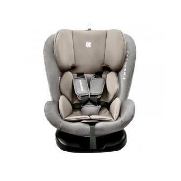 Kikkaboo Κάθισμα Αυτοκινήτου Cruz 360° Isofix 0-36Kg Light Grey 2020 31002070040