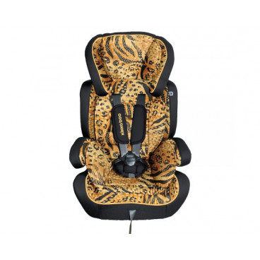 Kikkaboo Κάθισμα Αυτοκινήτου Joyride 2020 Yellow, 9-36kg 31002080061