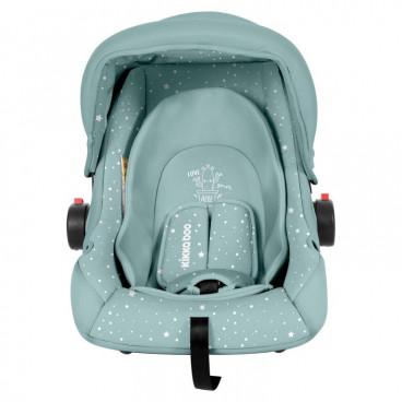 Kikkaboo Κάθισμα Αυτοκινήτου Little Traveller, 0-13kg Mint Cactus 2020 31002020057