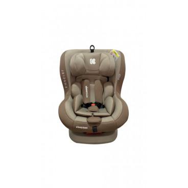 Kikkaboo Κάθισμα Αυτοκινήτου Twister 360° Isofix 0-25Kg Beige 2020 31002060038