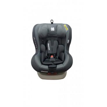 Kikkaboo Κάθισμα Αυτοκινήτου Twister 360° Isofix 0-25Kg Grey 2020 31002060035