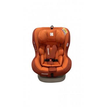 Kikkaboo Κάθισμα Αυτοκινήτου Twister 360° Isofix 0-25Kg Orange 2020 31002060036